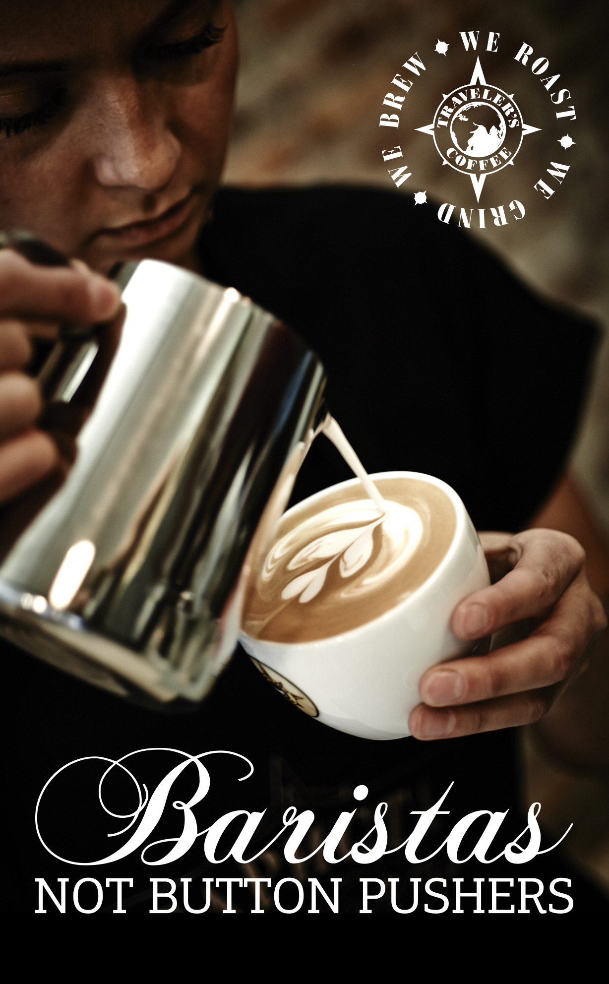 coffee graphic design example