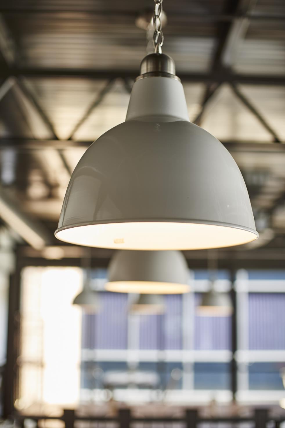 lifestyle shoot cafe lighting